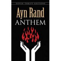 Anthem by Ayn Rand, 9780486492773
