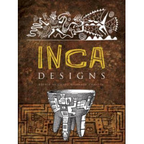 Inca Designs by Carol Belanger Grafton, 9780486498492