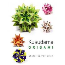 Kusudama Origami by Ekaterina Pavlovich, 9780486499659