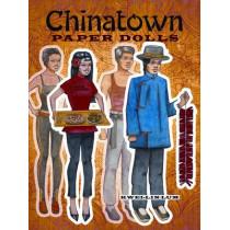 Chinatown Paper Dolls by Kwei-lin Lum, 9780486499871