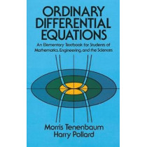 Ordinary Differential Equations by M. Tenenbaum, 9780486649405