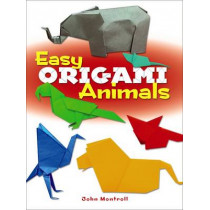 Easy Origami Animals by John Montroll, 9780486781624