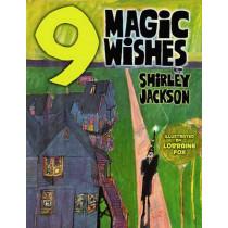 Nine Magic Wishes by Shirley Jackson, 9780486798080