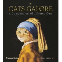 Cats Galore: A Compendium of Cultured Cats by Susan Herbert, 9780500239360