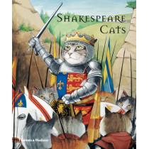 Shakespeare Cats by Susan Herbert, 9780500284292