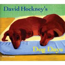 David Hockney's Dog Days by David Hockney, 9780500286272