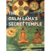 The Dalai Lama's Secret Temple: Tantric Wall Paintings from Tibet, 9780500289617