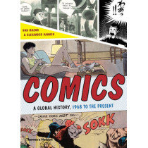 Comics: A Global History, 1968 to the Present by Dan Mazur, 9780500290965