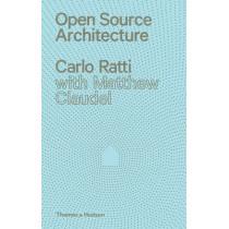 Open Source Architecture by Carlo Ratti, 9780500343067