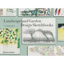 Landscape and Garden Design Sketchbooks by Tim Richardson, 9780500518045
