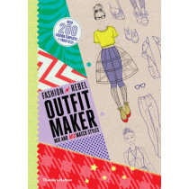Fashion Rebel Outfit Maker: Mix and Mismatch Styles! by Louise Scott-Smith, 9780500650455