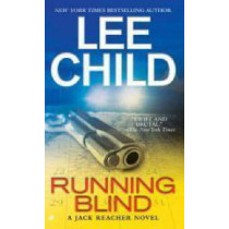 Running Blind by Lee Child, 9780515143508