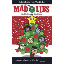 Christmas Fun Mad Libs by Roger Price, 9780515157093