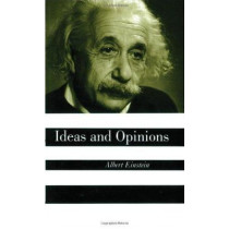 Ideas And Opinions by Albert Einstein, 9780517884409