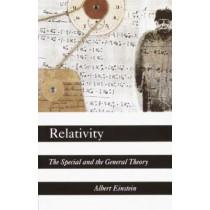 Relativity by Albert Einstein, 9780517884416