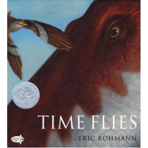Time Flies by Eric Rohmann, 9780517885550