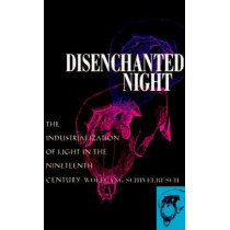 Disenchanted Night: The Industrialization of Light in the Nineteenth Century by Wolfgang Schivelbusch, 9780520203549