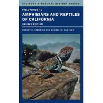 Field Guide to Amphibians and Reptiles of California by Robert C. Stebbins, 9780520270510