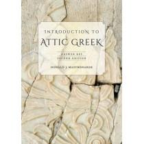 Introduction to Attic Greek: Answer Key by Donald J. Mastronarde, 9780520275744