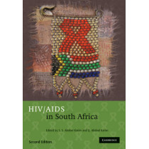 HIV/AIDS in South Africa by S. S. Abdool Karim, 9780521147934
