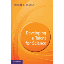 Developing a Talent for Science by Ritsert C. Jansen, 9780521149617