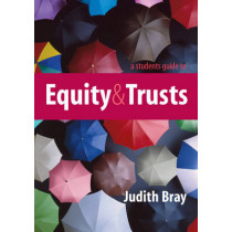 A Student's Guide to Equity and Trusts by Judith Bray, 9780521152990