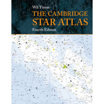 The Cambridge Star Atlas by Wil Tirion, 9780521173636