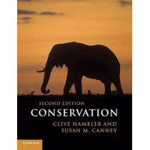 Conservation by Clive Hambler, 9780521181686
