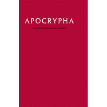 KJV Apocrypha Text Edition KJ530:A, 9780521506748
