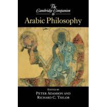 The Cambridge Companion to Arabic Philosophy by Peter Adamson, 9780521520690