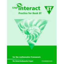 SMP Interact Practice for Book 8T: For the Mathematics Framework by School Mathematics Project, 9780521538107