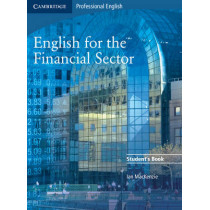 English for the Financial Sector Student's Book, 9780521547253