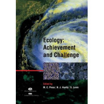 Ecology: Achievement and Challenge: 41st Symposium of the British Ecological Society by Malcolm C. Press, 9780521549301