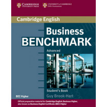 Business Benchmark Advanced Student's Book BEC Edition by Guy Brook-Hart, 9780521672955