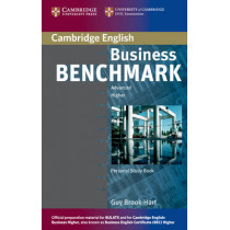 Business Benchmark Advanced Personal Study Book for BEC and BULATS by Guy Brook-Hart, 9780521672979