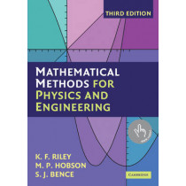 Mathematical Methods for Physics and Engineering: A Comprehensive Guide by K. F. Riley, 9780521679718
