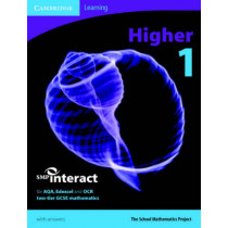 SMP GCSE Interact 2-tier Higher 1 Pupil's Book: Level 1 by School Mathematics Project, 9780521689915