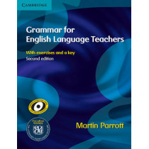 Grammar for English Language Teachers by Martin Parrott, 9780521712040