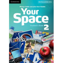 Your Space Level 2 Student's Book by Martyn Hobbs, 9780521729284