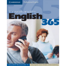 English365 1 Student's Book: For Work and Life, 9780521753623