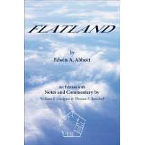 Flatland: An Edition with Notes and Commentary by Edwin A. Abbott, 9780521769884