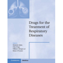 Drugs for the Treatment of Respiratory Diseases by Domenico Spina, 9780521773218