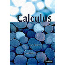 Calculus: Concepts and Methods by Ken Binmore, 9780521775410