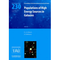 Populations of High-Energy Sources in Galaxies (IAU S230) by E.J.A. Meurs, 9780521852012