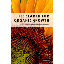 The Search for Organic Growth by Edward D. Hess, 9780521852609