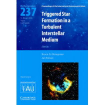 Triggered Star Formation in a Turbulent Interstellar Medium (IAU S237) by Bruce G. Elmegreen, 9780521863469