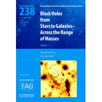 Black Holes (IAU S238): From Stars to Galaxies - Across the Range of Masses by Vladimir Karas, 9780521863476
