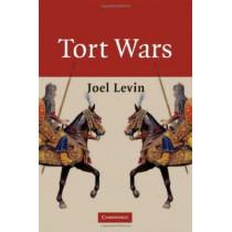 Tort Wars by Joel Levin, 9780521897037