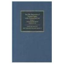 Post-War Restoration of Property Rights Under International Law 2 Volume Hardback Set by Professor Hans van Houtte, 9780521898317
