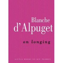 On Longing by Blanche D'Alpuget, 9780522855173